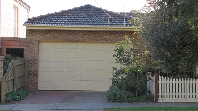 Panel Garage Door Installed by Araccess