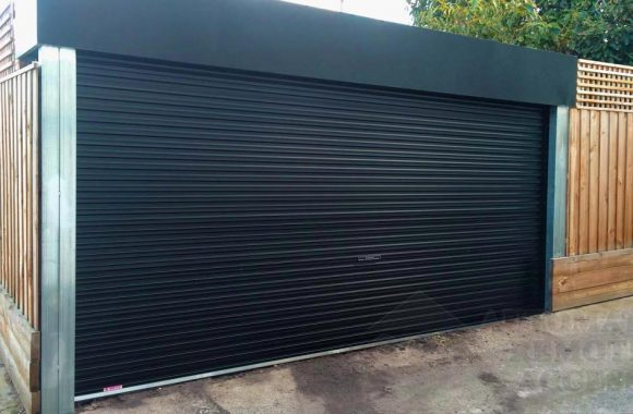 Night Sky Garage Roller Door