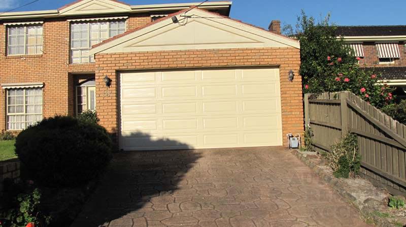 Sectional Garage Door in Melbourne