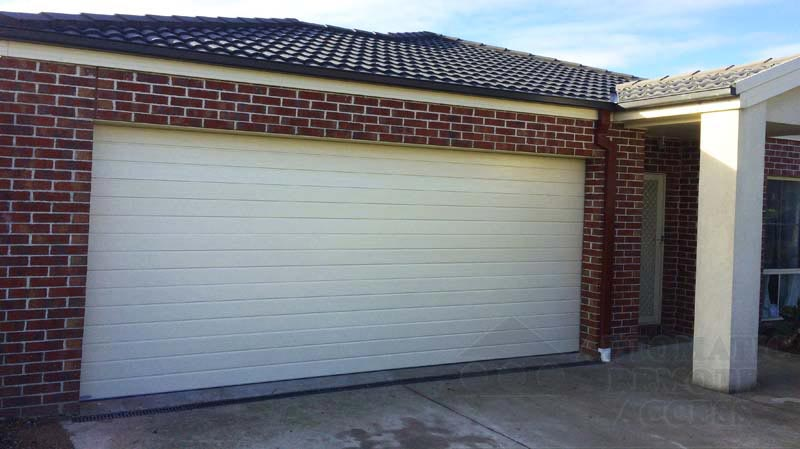 Cheap residential garage doors melbourne automatic for 10 x 7 garage door price