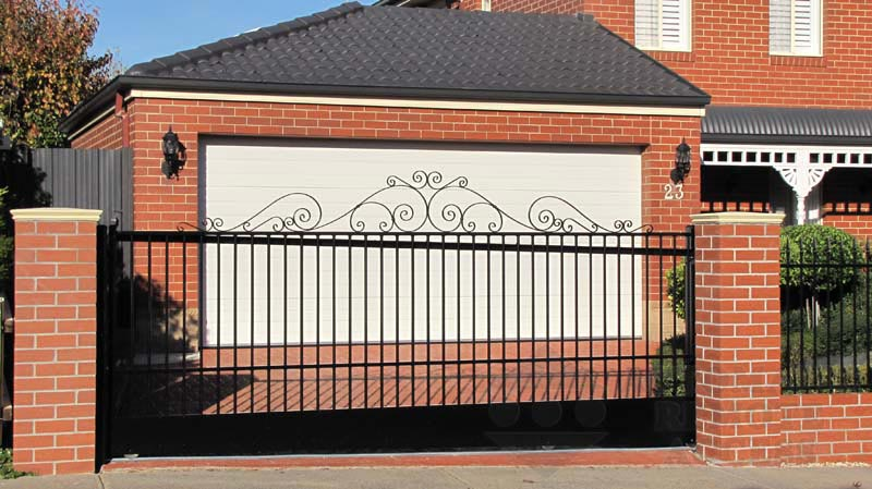 Slimline Panel Lift Garage Door