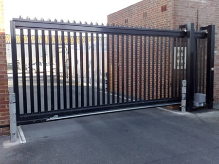 sliding gates in melbourne