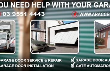 garage door clayton