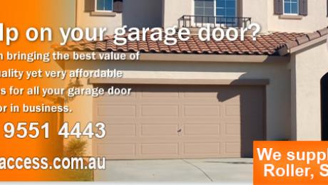 garage door bayside