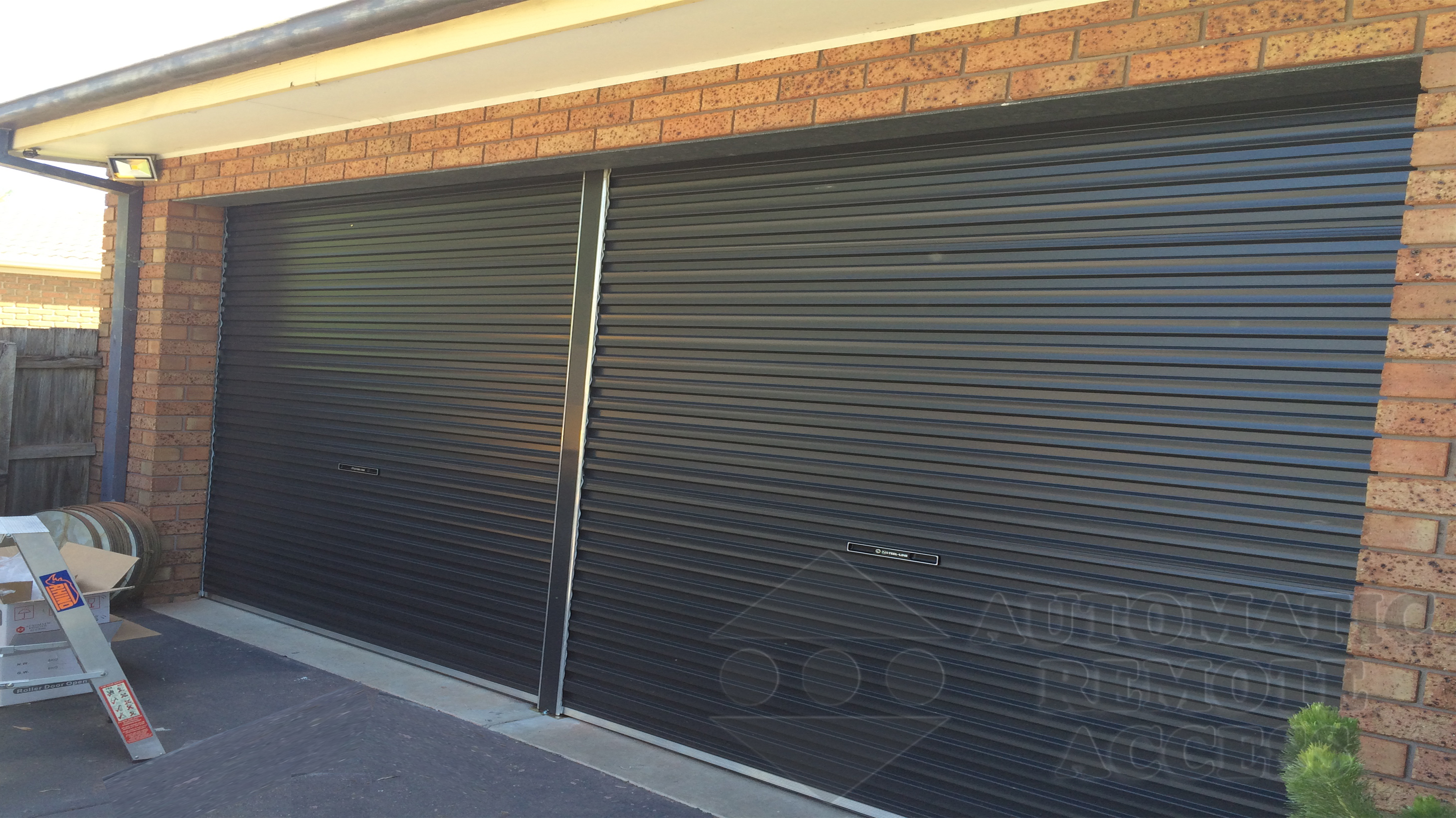 Install New Roller Doors Melbourne At Your Custom Colour