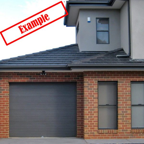 A Series Taurean Garage Roller Door – Woodland Grey Colour