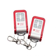 2 x Handheld Remote Controls
