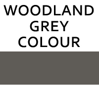 A Series Taurean Garage Roller Door – Woodland Grey Colour – 2800mmH x 2300mmW