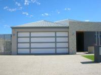 Custom garage door eden style