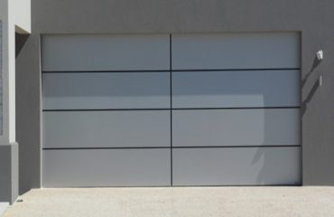 Araccess custom garage door