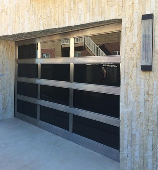 Araccess customgarage door winchester style