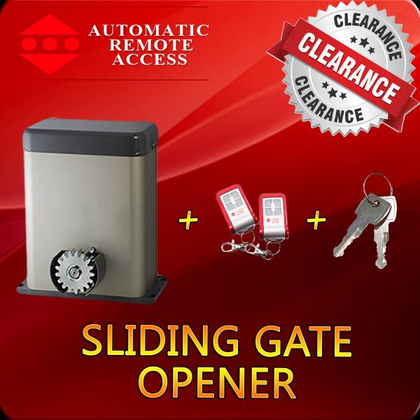 PY300AC-ARA-Sliding-gate-opener