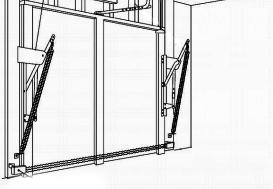 J Model Tilt Door Diagram  sc 1 st  Automatic Remote Access & Tilt Garage Doors Melbourne | Automatic Remote Access