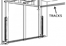 T Model Tilt Garage Door Diagram  sc 1 st  Automatic Remote Access & Tilt Garage Doors Melbourne | Automatic Remote Access