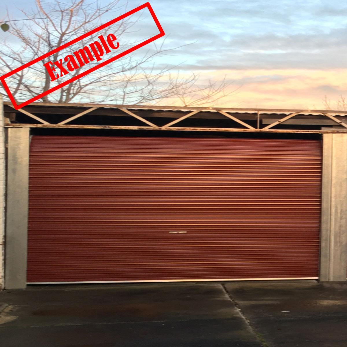 AA Series Taurean Garage Roller Door